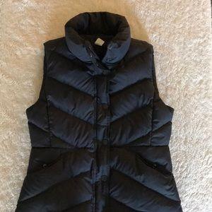 Mint Condition - J-Crew Women's Down Puffer Vest